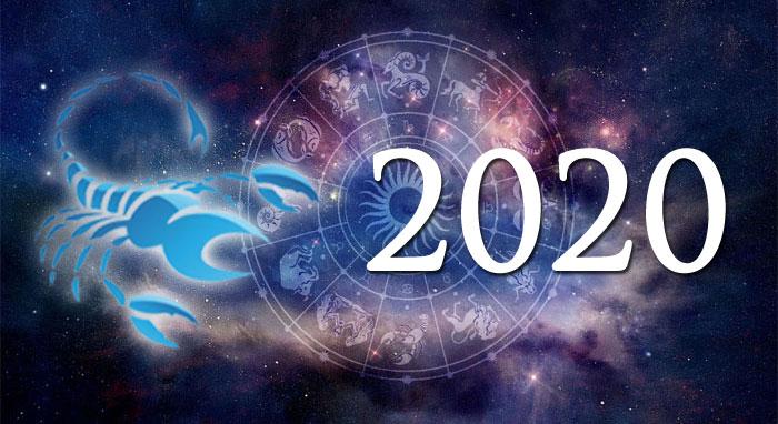 Skorpion 2020 horoskop