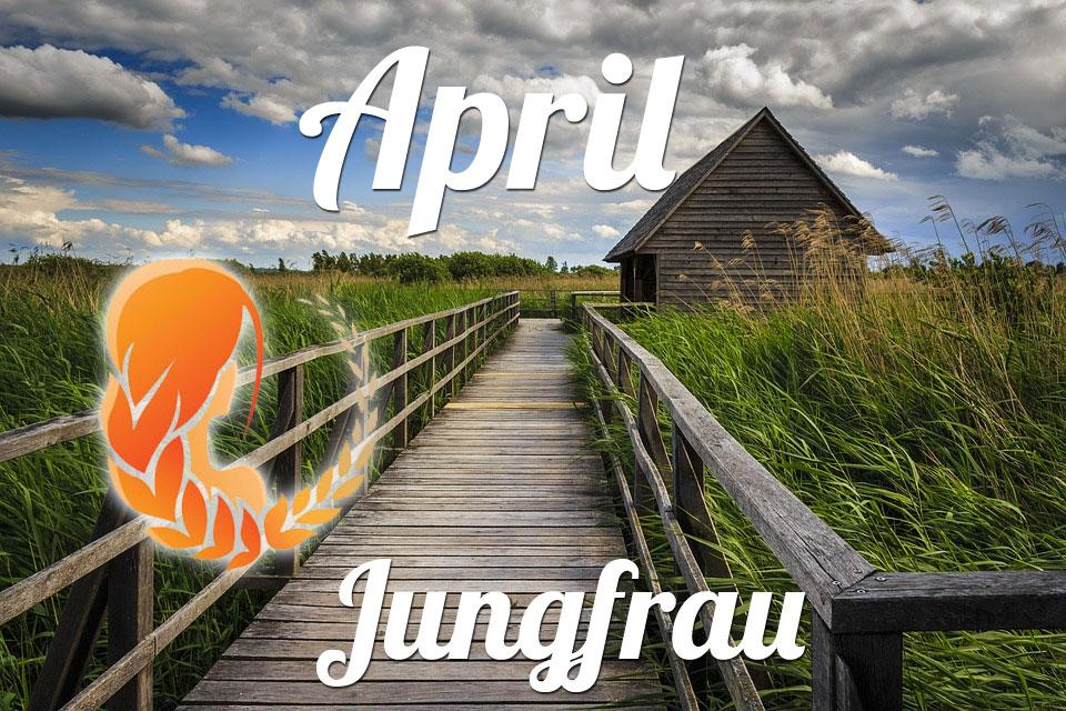 Jungfrau April 2020