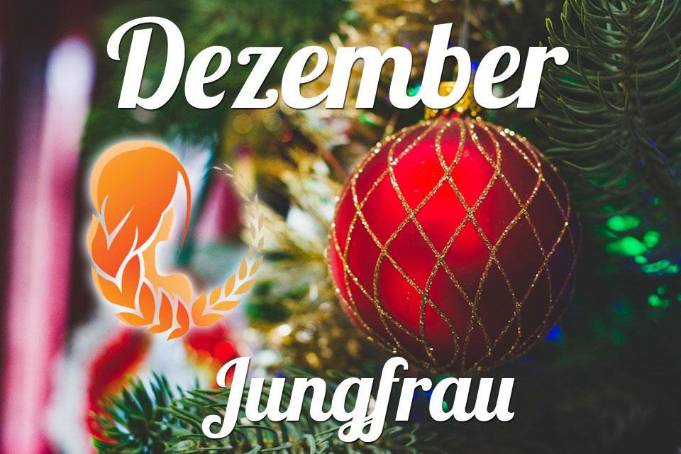 Jungfrau Dezember 2020