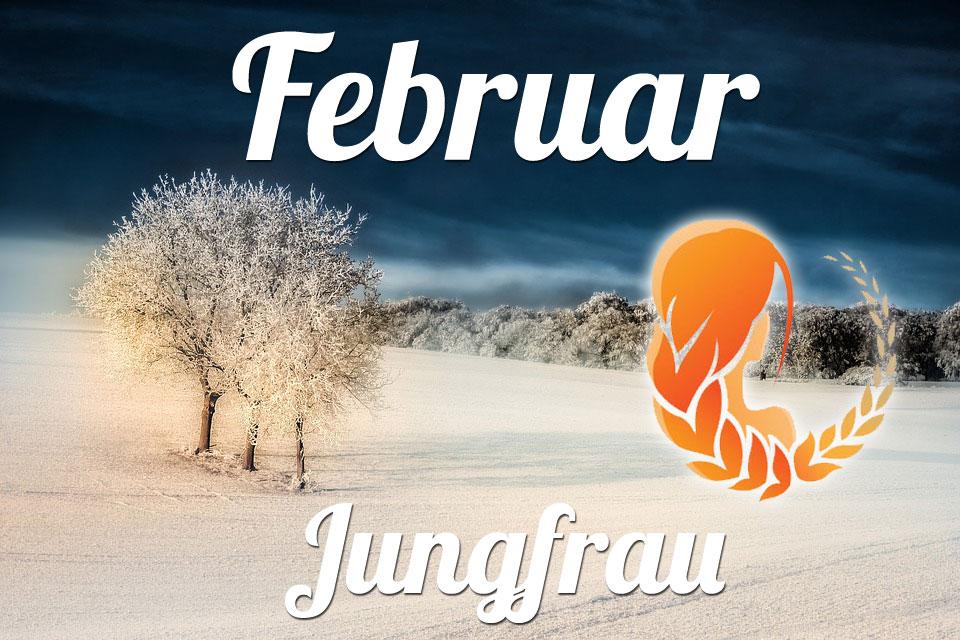 Jungfrau horoskop Februar