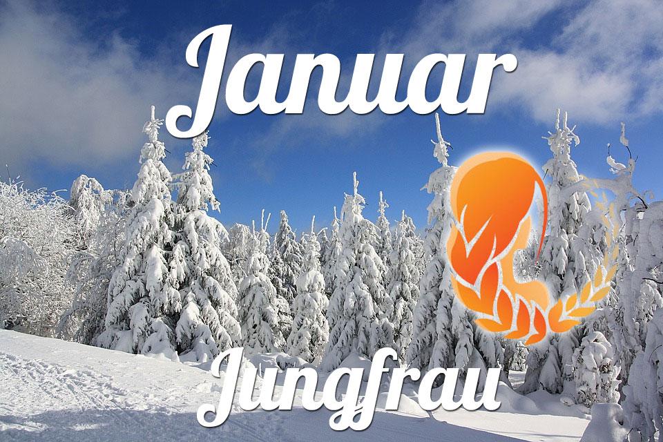 Jungfrau Januar 2020