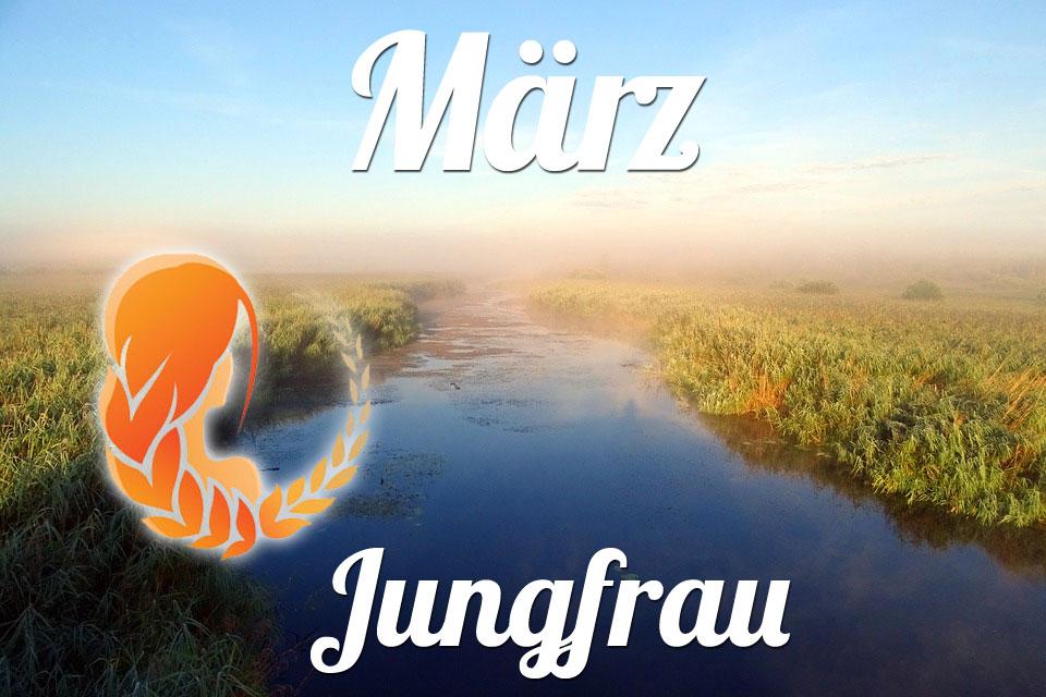 Jungfrau März 2020