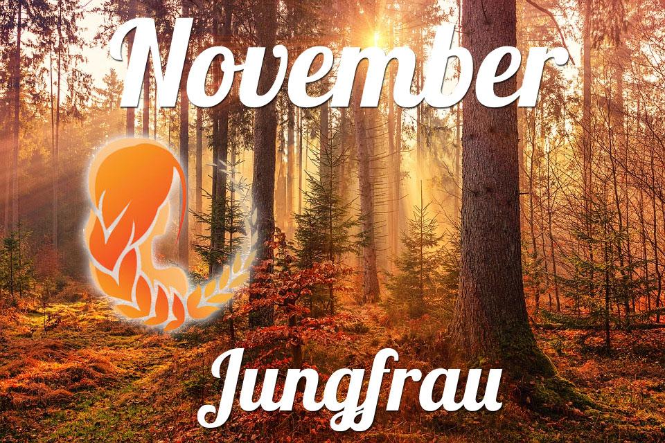 Jungfrau November 2020