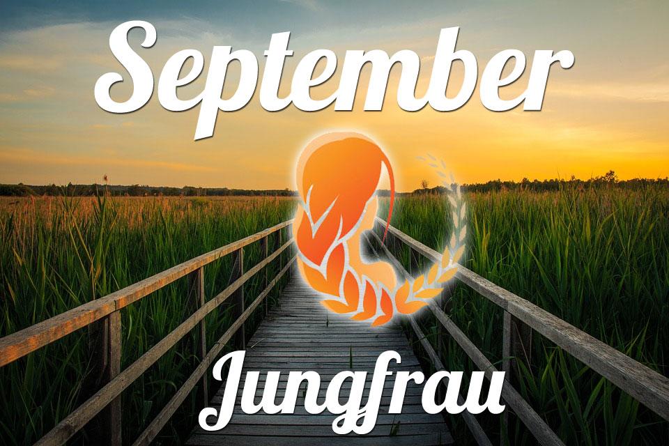 Jungfrau September 2020