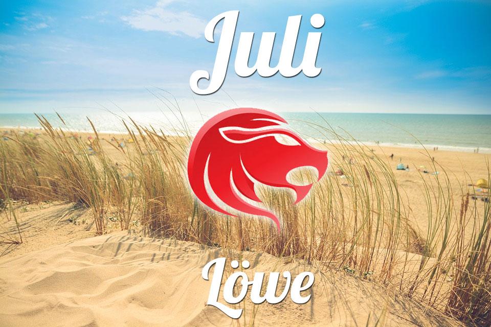 Löwe horoskop Juli