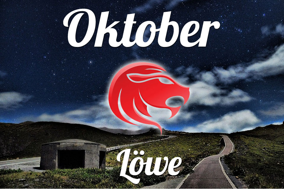 Löwe horoskop Oktober