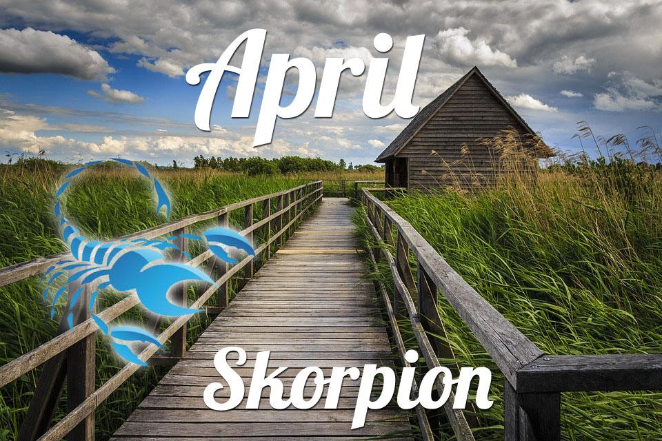 Skorpion April 2020