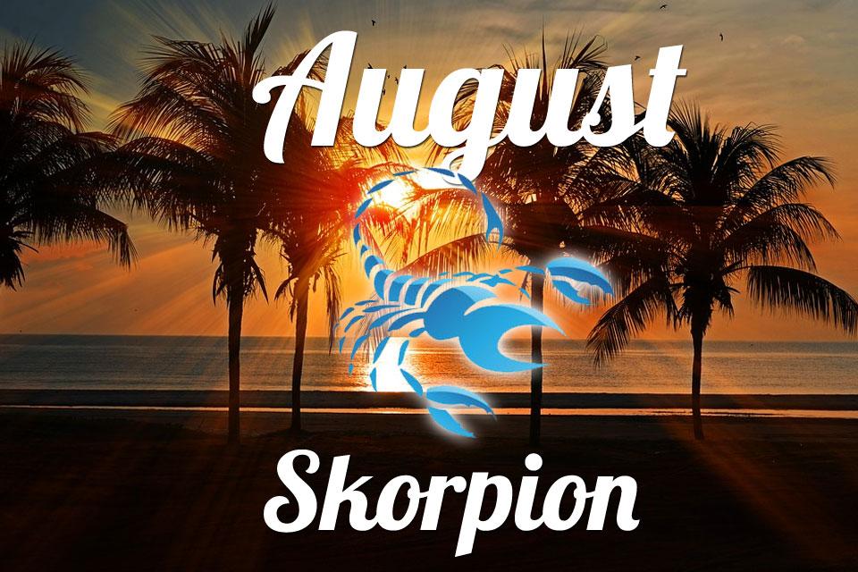 Skorpion August 2020