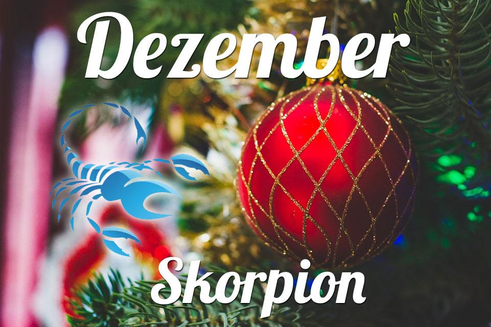Skorpion Dezember 2020