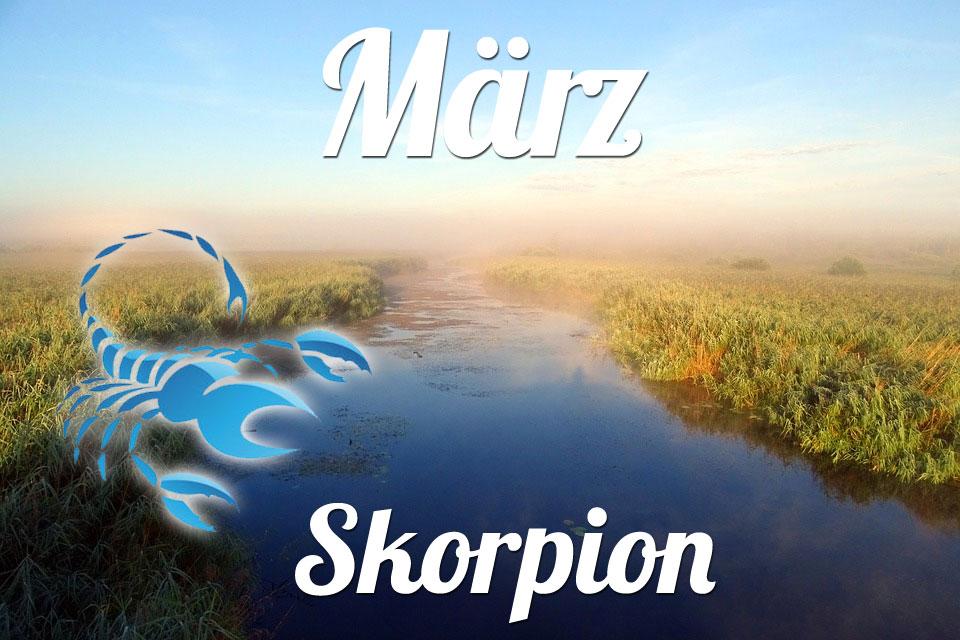 Skorpion März 2020