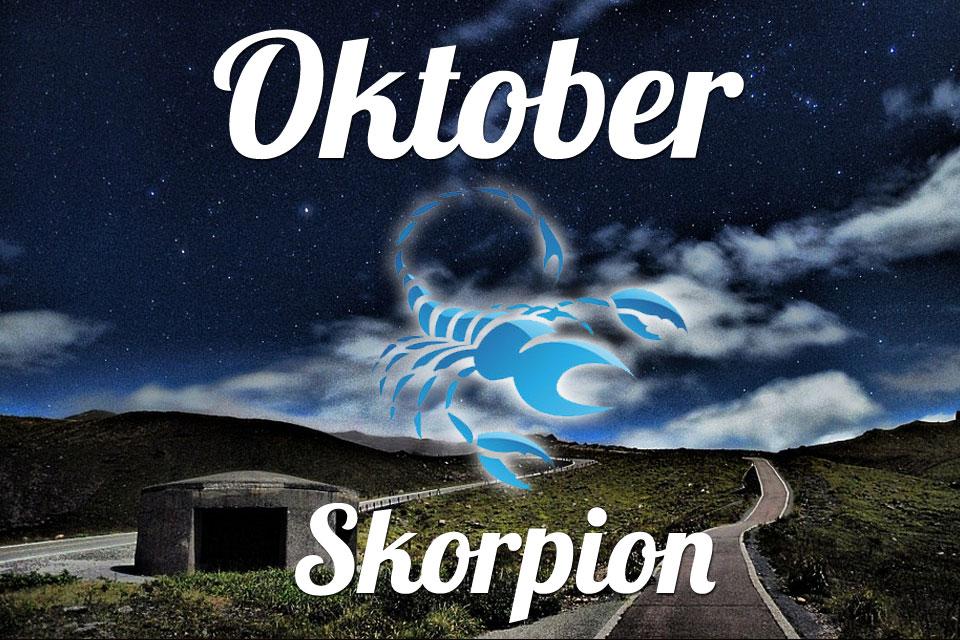 Horoskop September Skorpion