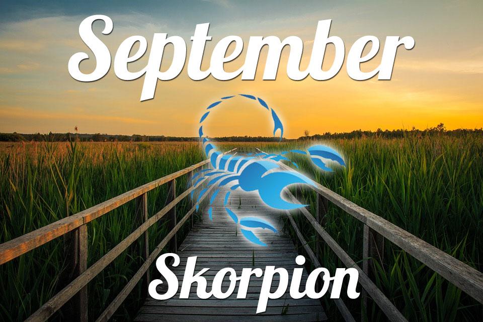 Skorpion September 2020