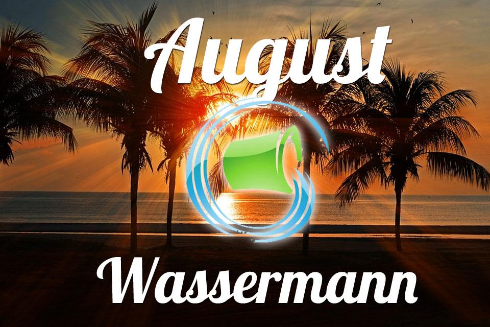 Wassermann August 2019