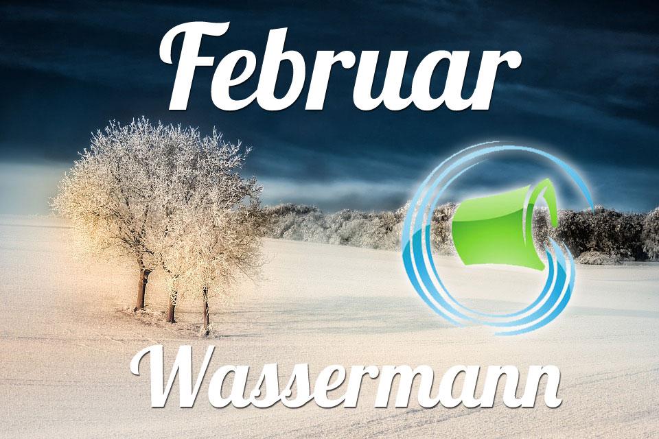 Wassermann Februar 2019