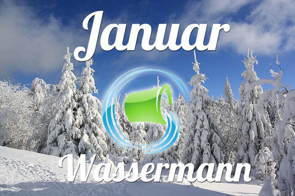 Wassermann Januar 2019