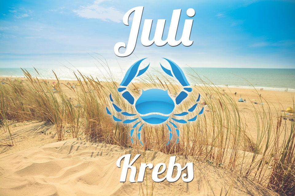 Horoskop Juli Krebs