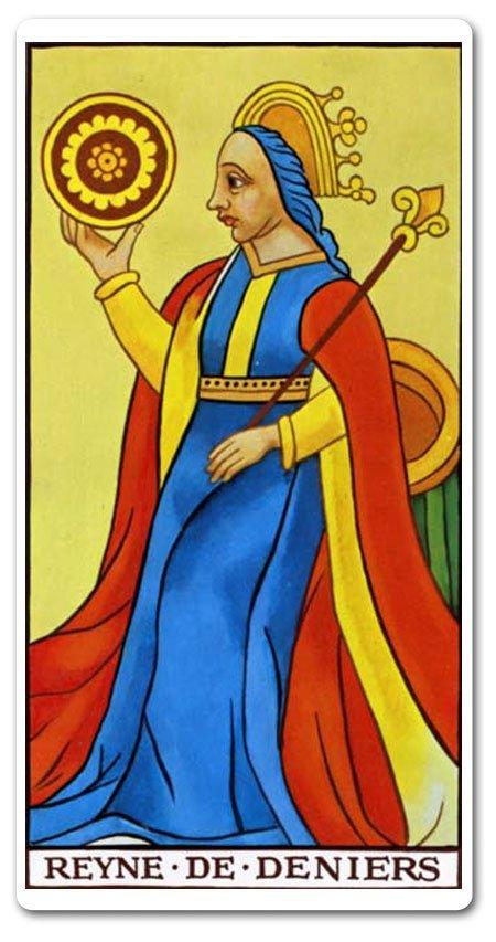 Königin Der Münzen Horoskop