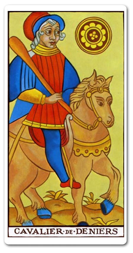 Ritter Der Münzen Horoskop