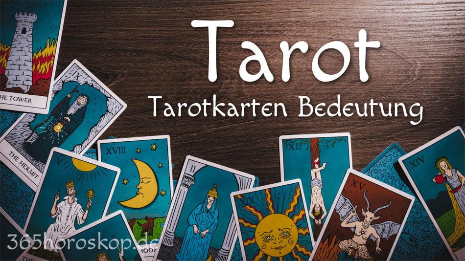 Tarotkarten Bedeutung