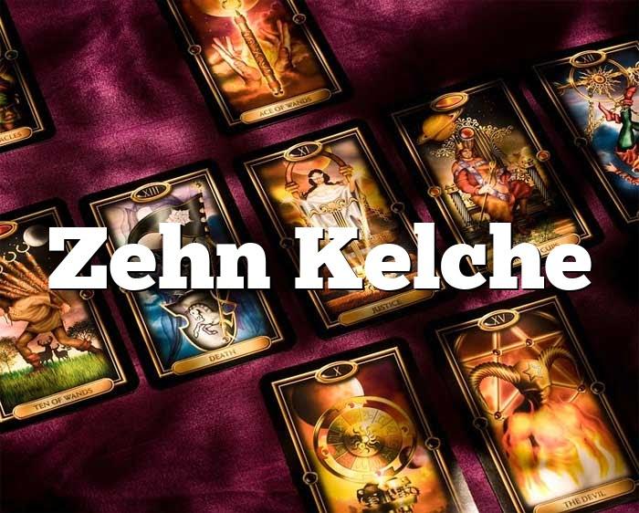 Zehn Kelche