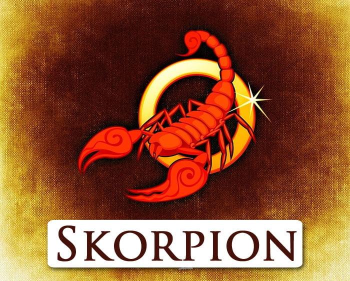 Tageshoroskop Morgen Skorpion