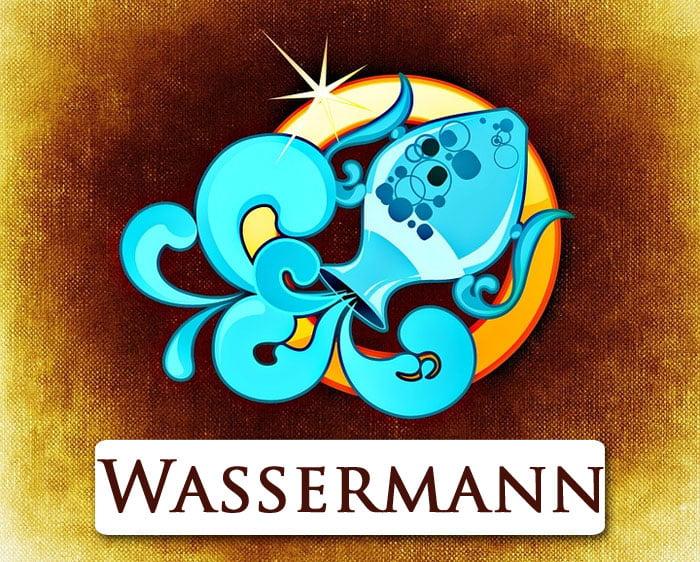 Wassermann Tageshoroskop Morgen