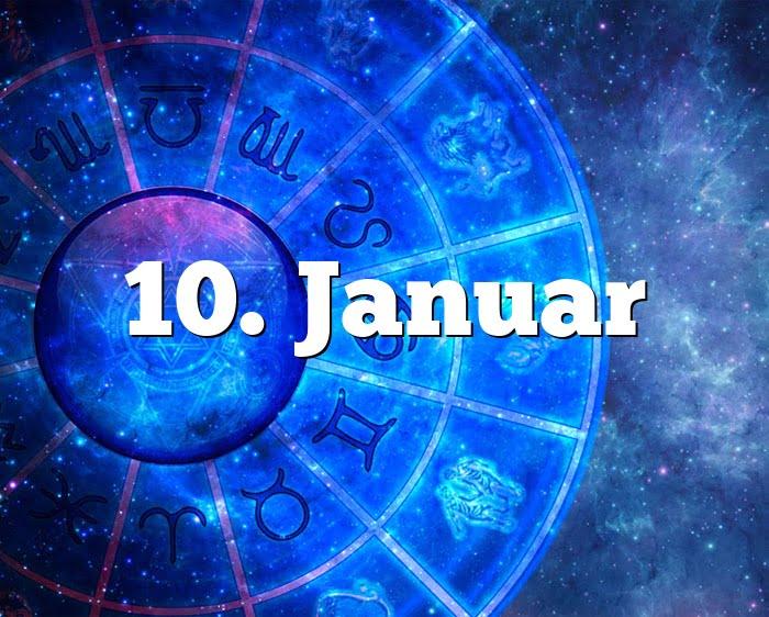 10 Januar