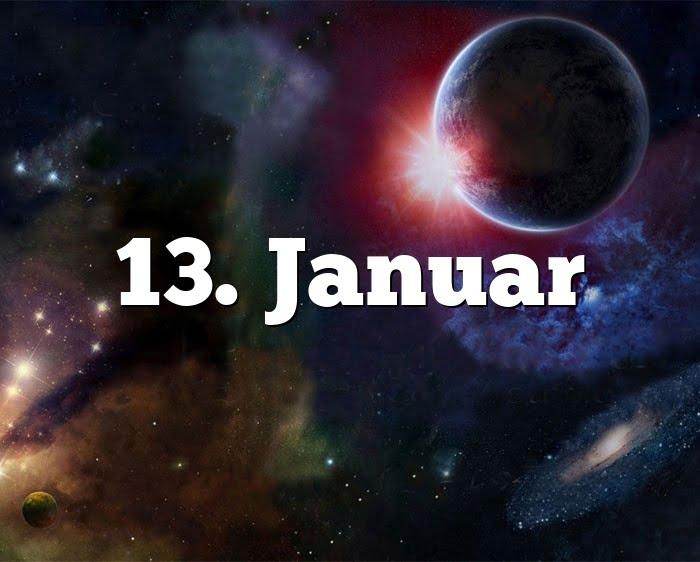 13. Januar