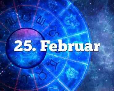 Sternzeichen 19 Februar