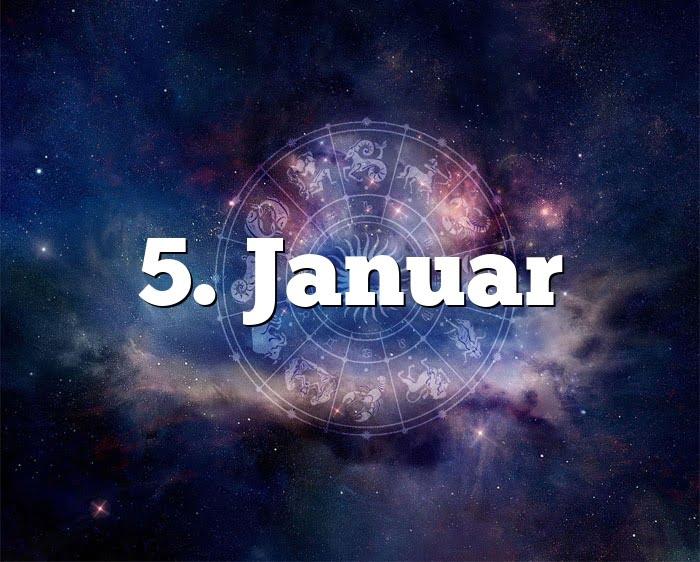 5. Januar