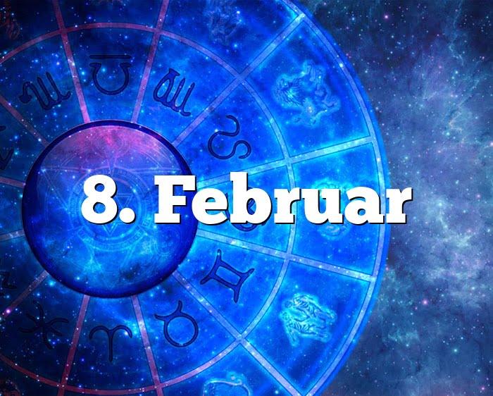 8. Februar