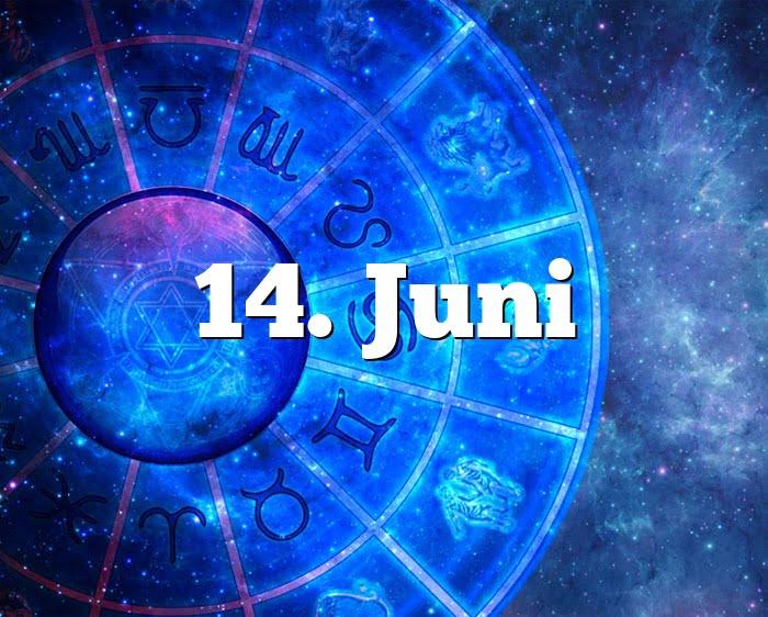 14. Juni