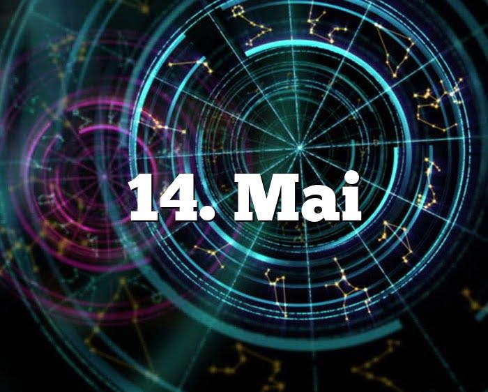 14. Mai