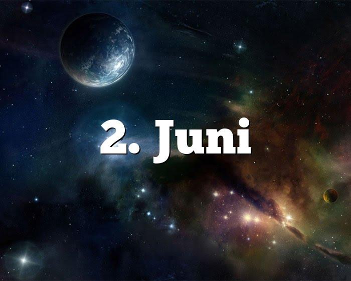 2. Juni
