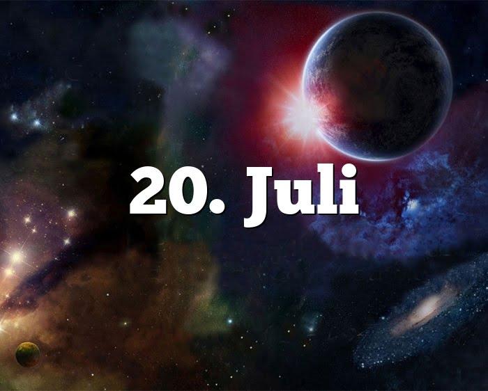 20. Juli