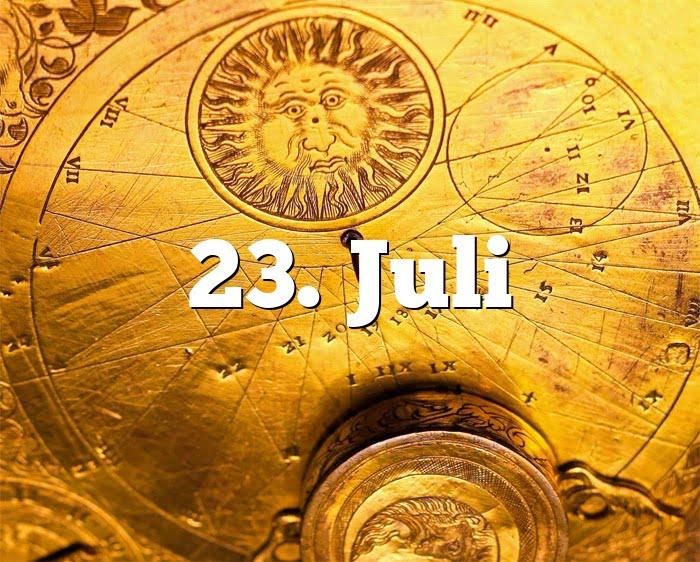 23. Juli