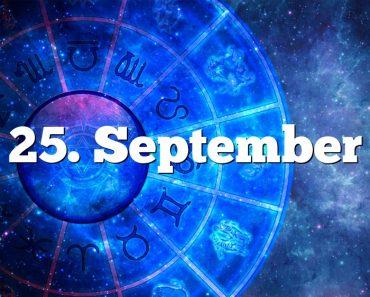 Horoskop September