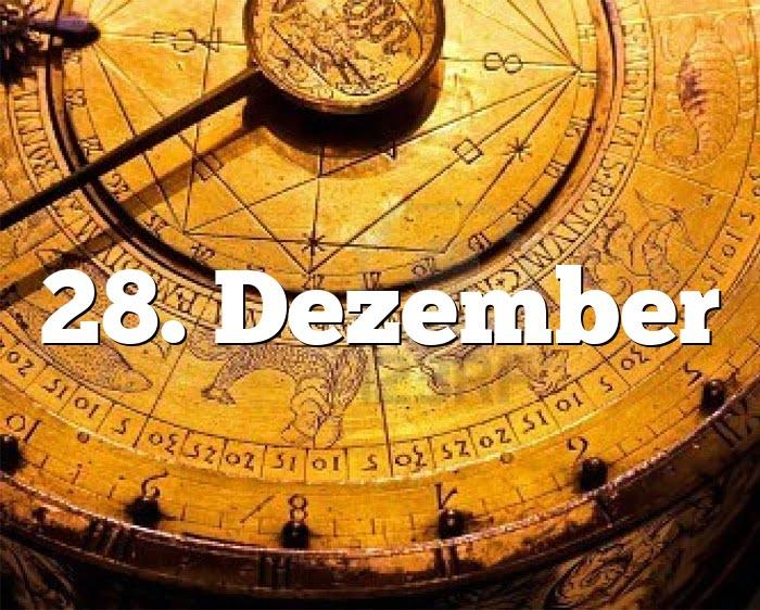 28. Dezember