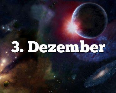 3. Dezember
