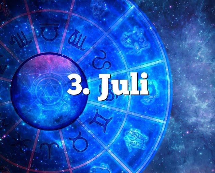 Was Ist Juli Für Ein Sternzeichen