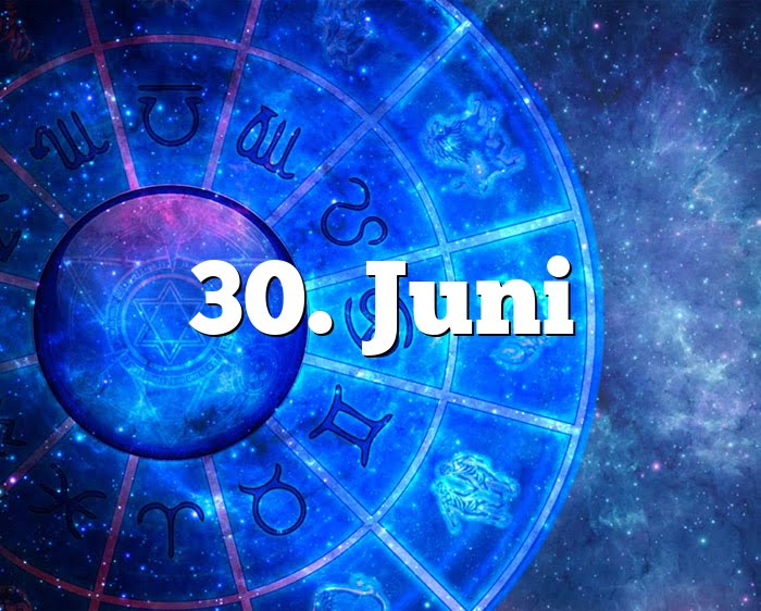30. Juni