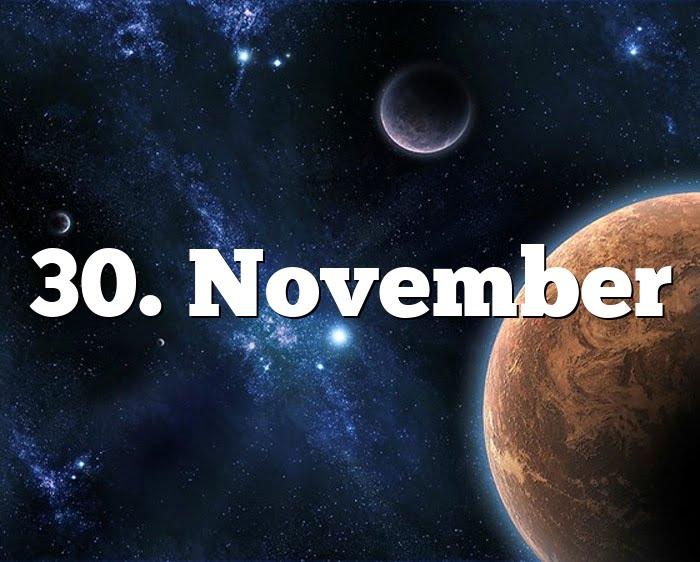 Sternzeichen 2. November