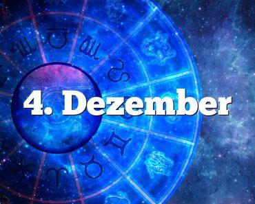 4. Dezember
