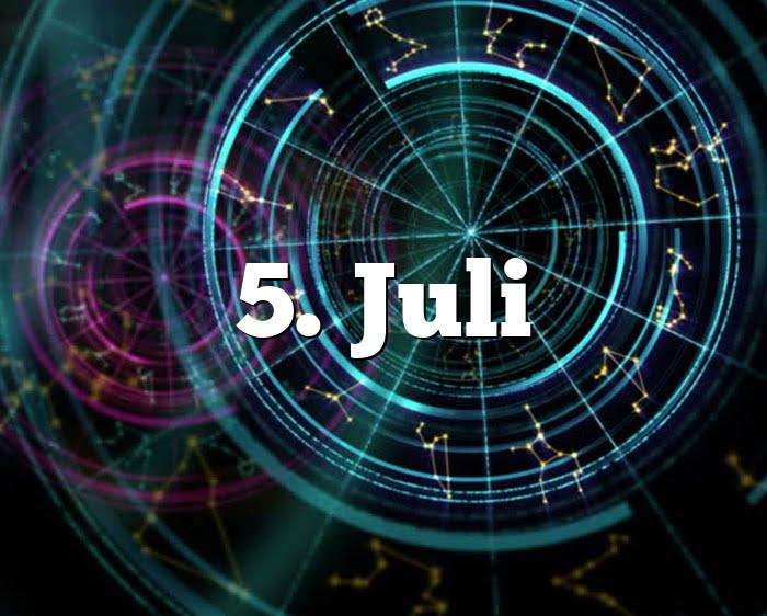 5. Juli