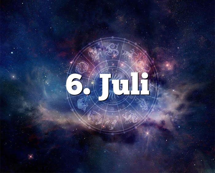 6. Juli