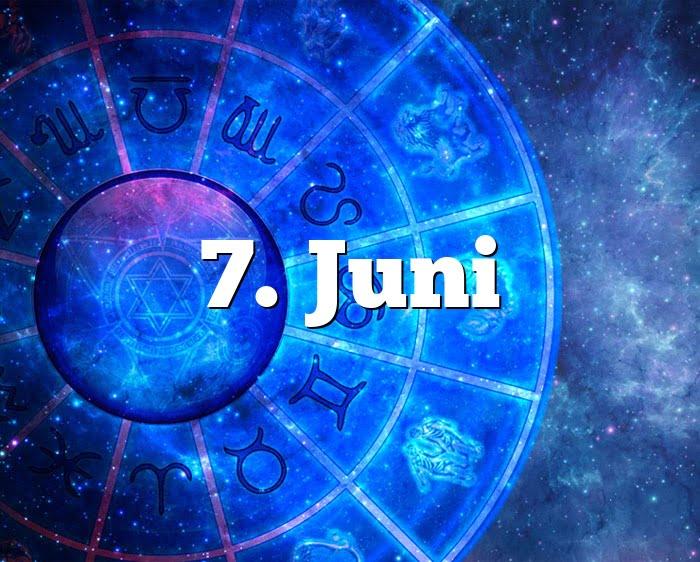 7. Juni