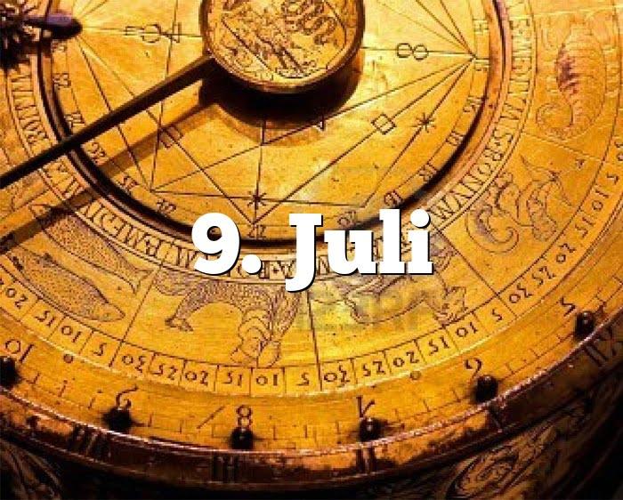 Horoskop Juli Sternzeichen