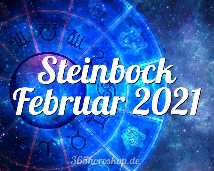 Horoskop Steinbock August 2021