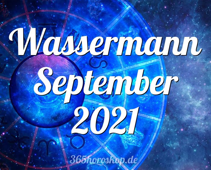 Horoskop Morgen Wassermann