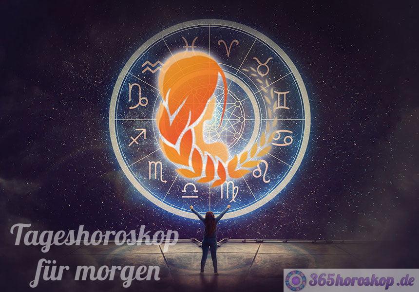 Jungfrau - Tageshoroskop morgen